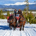 Another sleigh ride