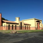 The Clos Pegase winery.