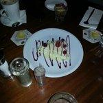new york cheese cake!! yami!!!
