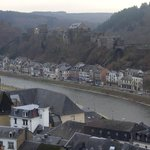 Bouillon and its castle