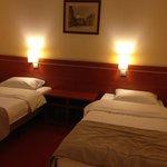 Двухместный номер с раздельными кроватями