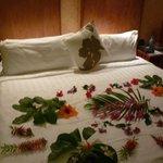 Dernière nuit à l'Intercontinental Moorea Resort and Spa