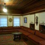 Interior in The House of Dervish Dede Efendi
