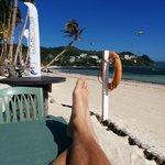 Beach - Kite Surfing