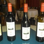 American Red Wine selection