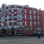 My picture of the Strater Hotel -
