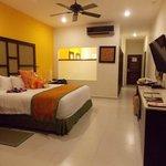 the premium room 302
