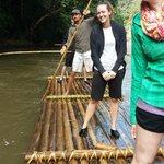 Trekkingtour Bamboorafting