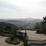 Vista da cidade de Braga