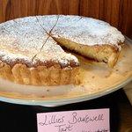 The lovely Bakewell Tart