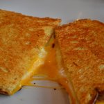 Grilled Cheese! Yum!