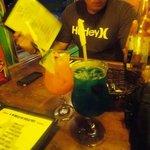 tropical drinks @ Lee's