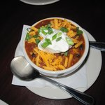 BOWL OF CHILI OF A COLD WINTERS NIGHT