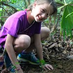 Planting a tree in the rainforest...must do!
