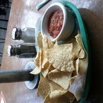 Blah chips and dip