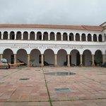 Museo - Antiguo Convento de San Francisco - designado 1° cuartel por Sucre