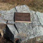 Memorial to Ms Hendricks