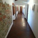 Corridoio tranquillo e silenzioso :-)
