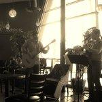 Cafe Boheme resmi