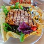 Mahi Taco Salad