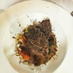 Filet mignon foie gras