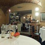 Dulcis Vitis dining room