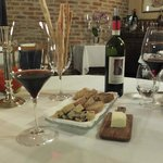 Breads and wine