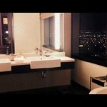 Bathroom with a Fab View!