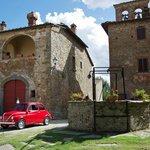 Grounds Of Castello di Gargonza
