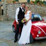 Wedding At Castello di Gargonza