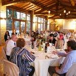 Reception In Ristorante La Torre di Gargonza