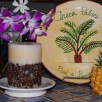 Guest Diana gift plate