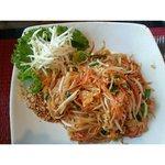 Pat Thai Prawn. Yum!!