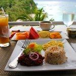 Palm Corned Beef Breakfast Meal