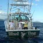 """Susie and her 58"""" King Mackerel"""