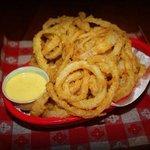 Homemade Onion Ringa