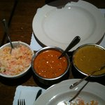 Curry Dishes- Butter Chicken, Korma