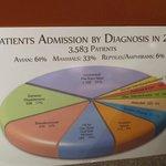 Admission Reasons 2012