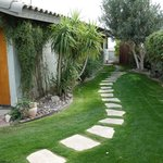 path around spa