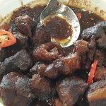 Porc With shrimp paste