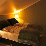 Warm, reeeally comfortable bed!