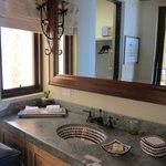 2nd sink