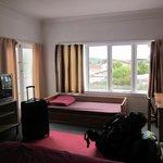 3ème lit dans la chambre double