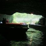Путешествие по подземной реке