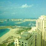 Palm Island/Dubai Marina View