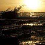 Sunrise from Sandy Beach