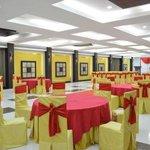 Splash the banquet hall