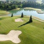 Parcours du Golf Parc Robert Hersant