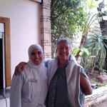 le jour où Ghalia m' a appris à faire des crêpes marocaines, moi qui tiens une crêperie en Breta