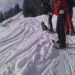 Afternoon at Alps de Siusi